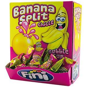 Fini Boom Banana Split 200 uni > Sg