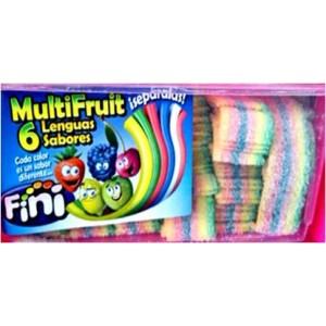 Gavetas Fini Linguas Multifruit 6 sabores 200uni