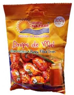 Caramelos de Mel Saquetas 100Gr - cx 30