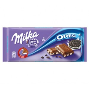 Chocolate Milka Oreo 100gr