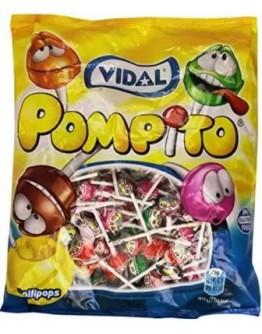 Chupas Pompito Vidal 200und
