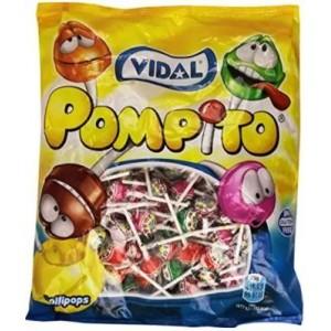 Chupas Pompito Vidal 200und > Sg