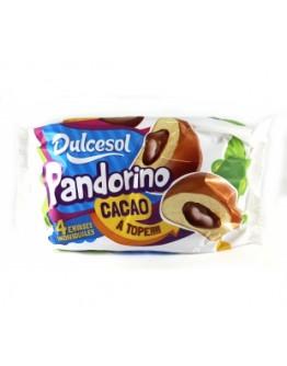 Pandorino recheio cacao Dulcesol - cx7
