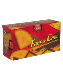Fans e Choc Asinez - cx16