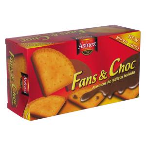 Fans e Choc Asinez