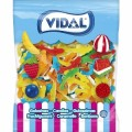 Gomas Vidal Tubarões Sortidos Brilho Kg > Sg