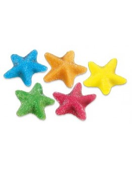 Gomas Fini Estrelas do Mar Açucar kg - cx12
