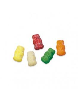 Gomas Fini Mini Ursos Açucar kg - cx12