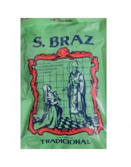 Rebuçados Saquetas 100gr S.Braz - cx30